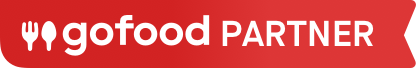 GoFood Partner badge